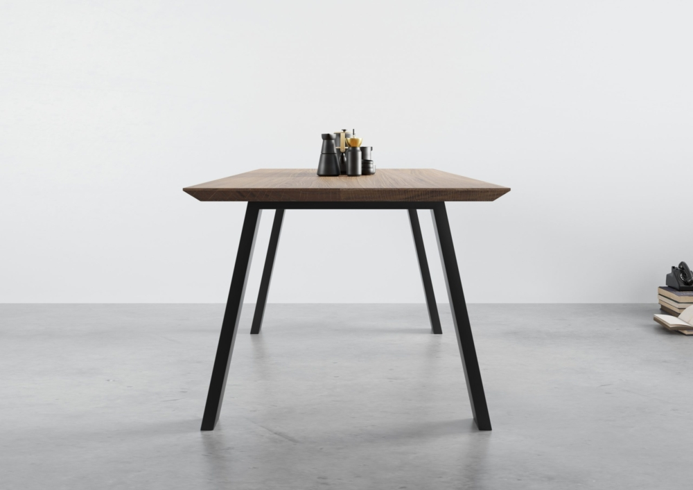 Stół z dębowym blatem, stół na 6 krzeseł, stół i krzesła , stół i krzesła debowe, stół dab halifax, stół dab bielony, stół dąb naturalny