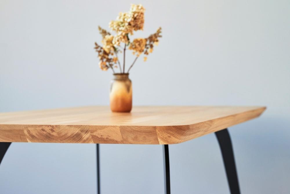 Stół do jadalni, stół owalny, stół skandynawski, stół do nowoczesnej jadalni