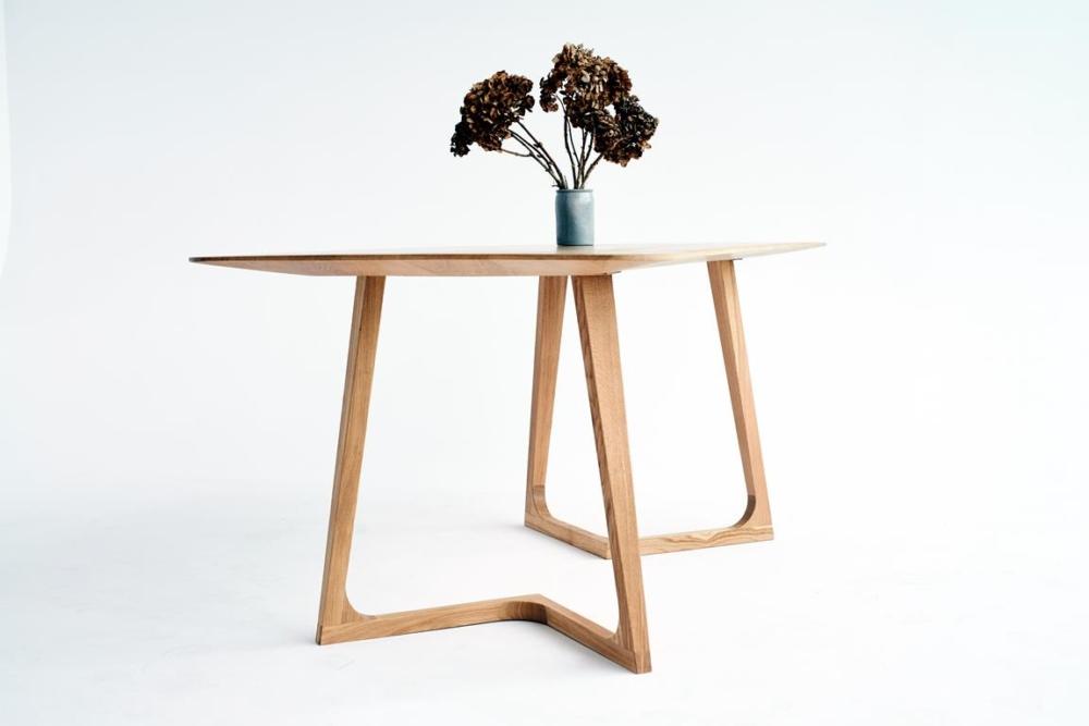 Nowoczesny stół drewniany, stół loft design,