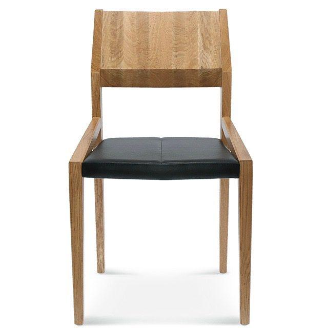 krzesła fameg, krzesło nowoczesne aecos, tapicerowane siedzisko