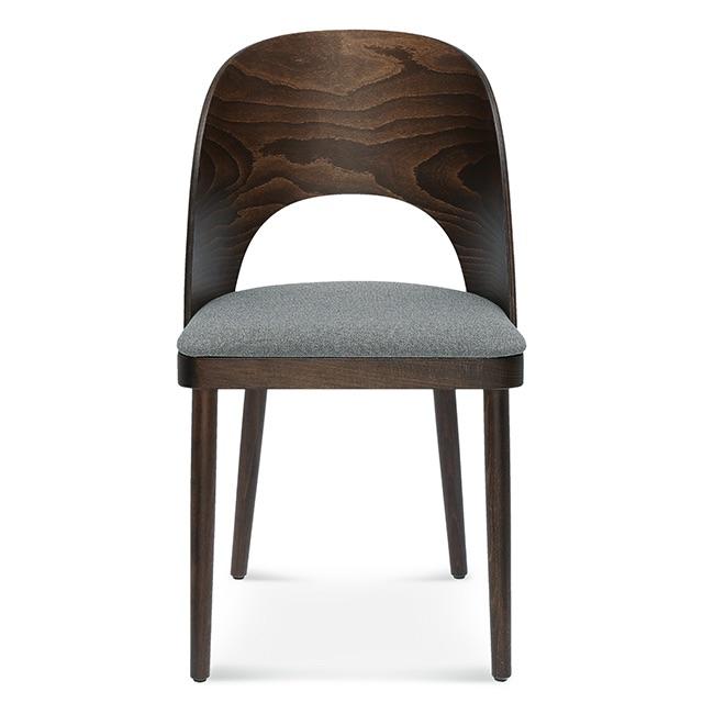 fameg avola a-1411, krzesło do jadalni, krzesło do salonu, krzesła do jadalni, ciemne krzesło, krzesło tapicerowane, krzesła drewniane, krzesła dębowe, krzesła do jadalni, krzesło tapicerowane szare,