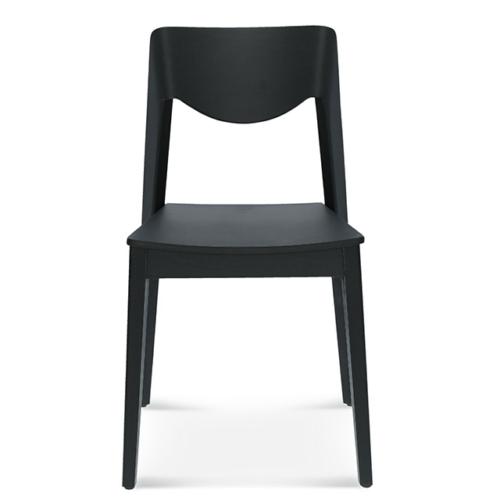 krzesło fameg fjord, krzesło do modrnistycznego salonu, krzesło do loftu przód